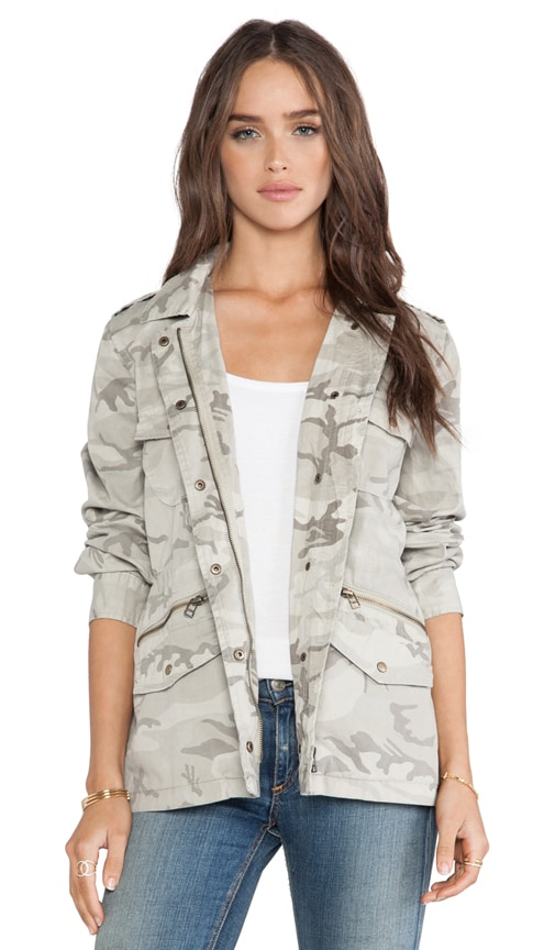 Meghan Cotton Twill Jacket