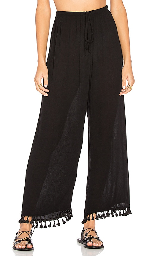 Velvet by Graham & Spencer Nevia Pant in Black