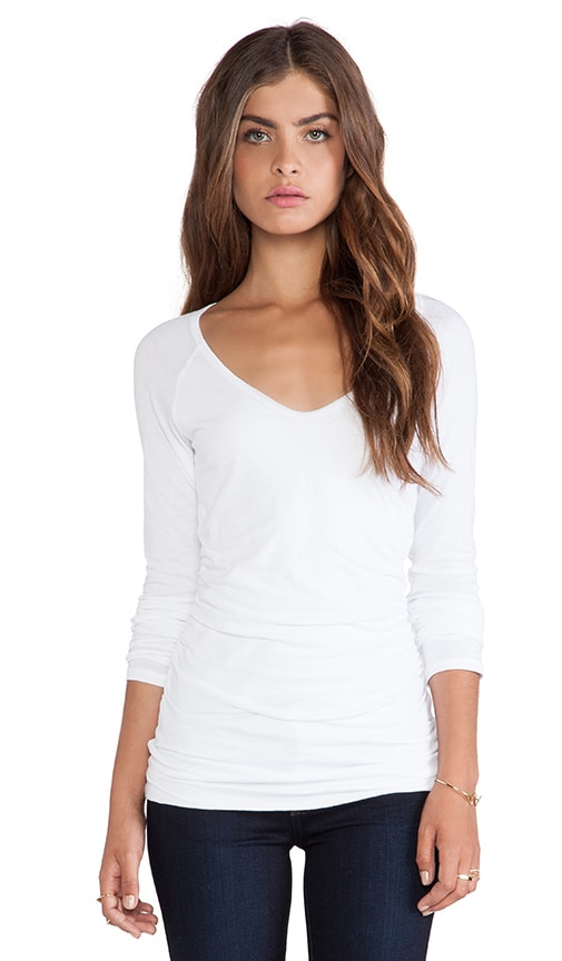 Amora Gauzy Whisper Classic Long Sleeve