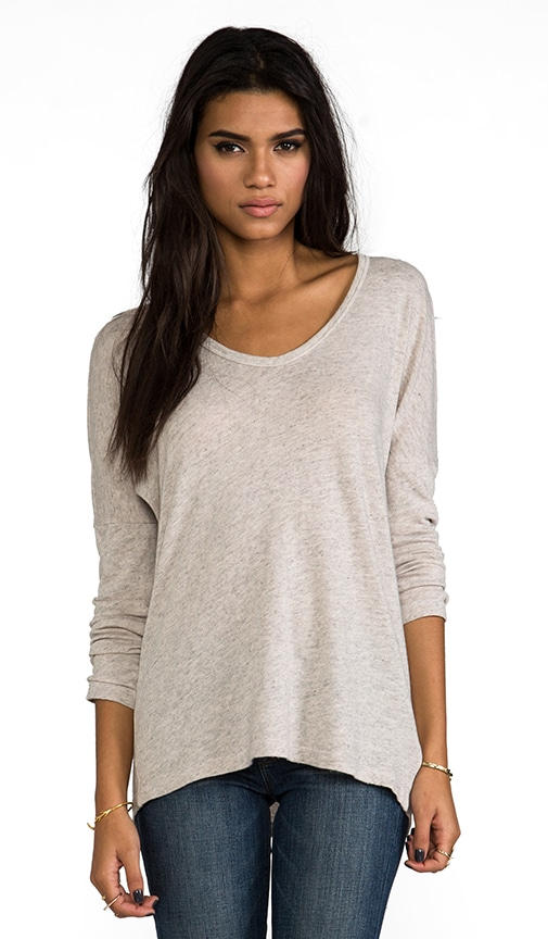 Velvet Cozy Heather Tianna Top