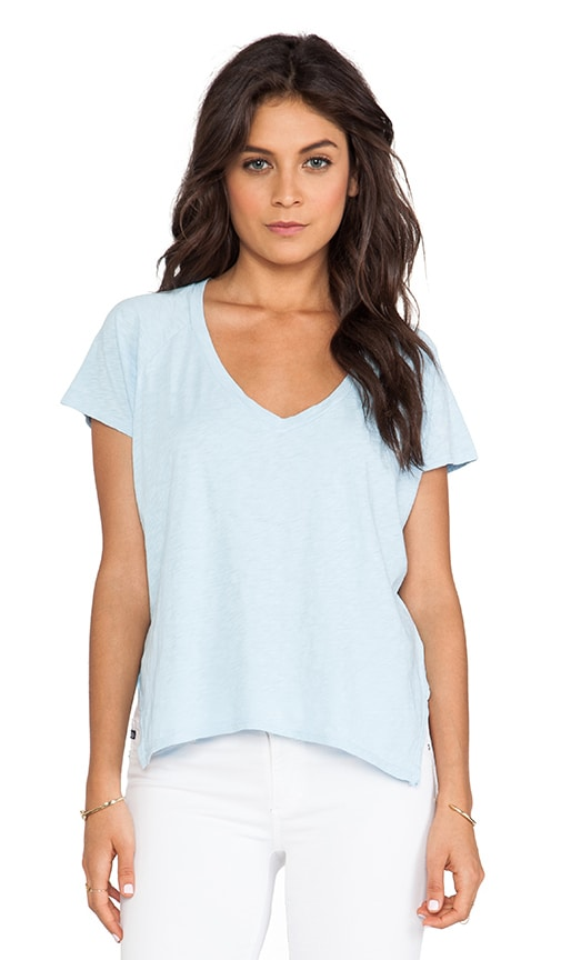 Angelique Cotton Slub Tee
