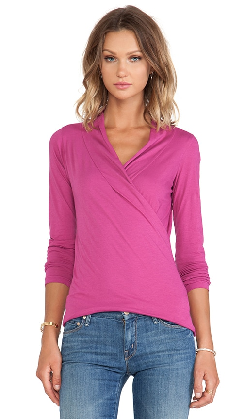 Meri Gauzy Whisper Top
