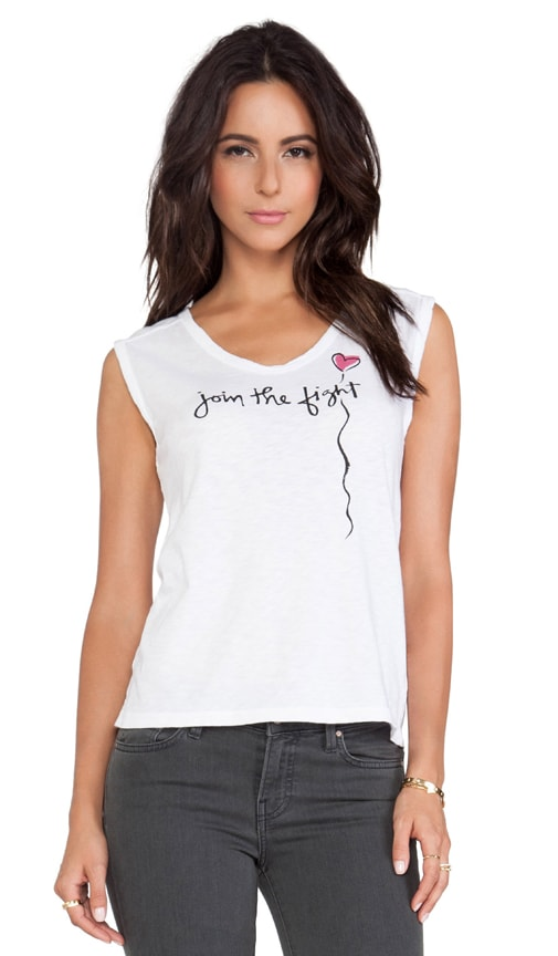 St. Judes Lily Tee