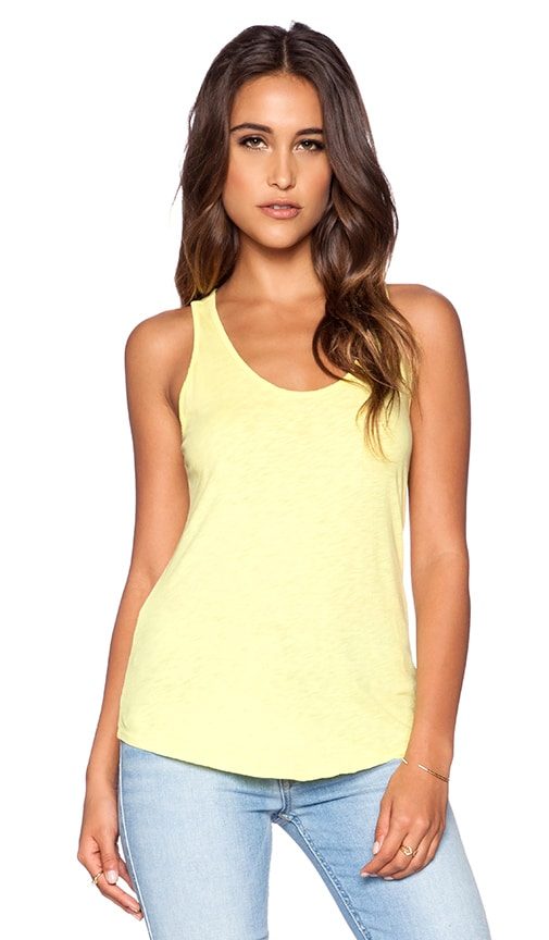Cotton Slub Duchess Tank