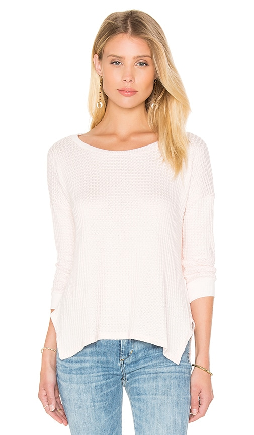 Adya Thermal Knit Pullover