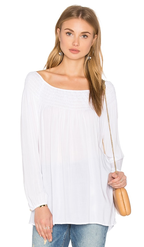 Harriette Long Sleeve Top
