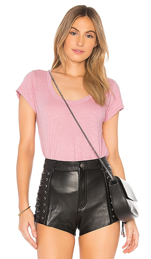 Velvet by Graham & Spencer Kira Top in Pink