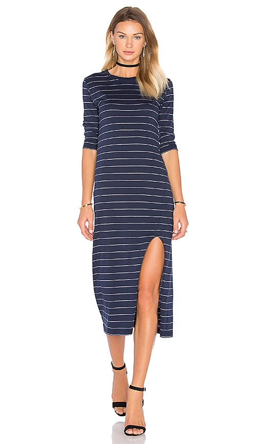Viktoria + Woods Reclaim Maxi Dress in Navy