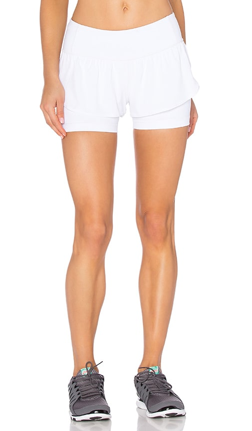 Vimmia Unwind Short in White