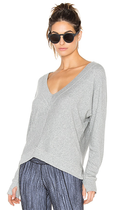 Vimmia Serenity V Back Top in Gray