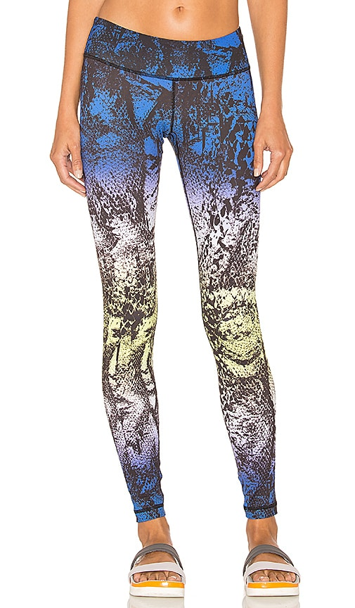 Vimmia Printed Core Pant in Blue