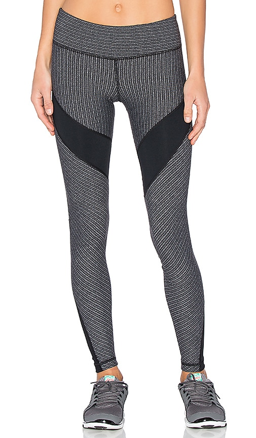 Vimmia Dotty Defy Legging in Charcoal