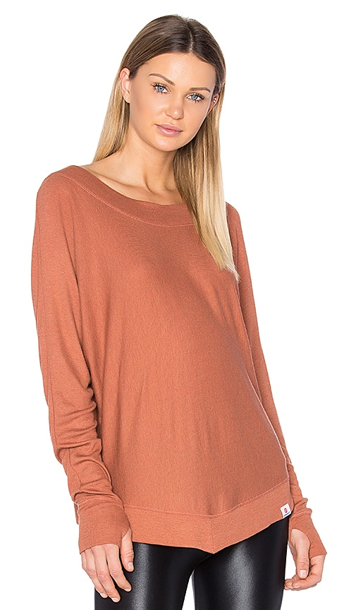Vimmia Serenity V Back Top in Orange