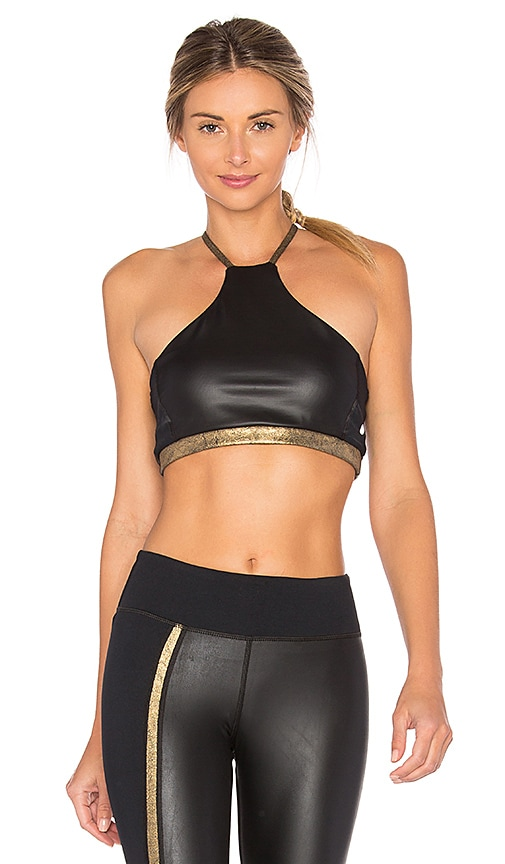 Vimmia Chance Sports Bra in Black