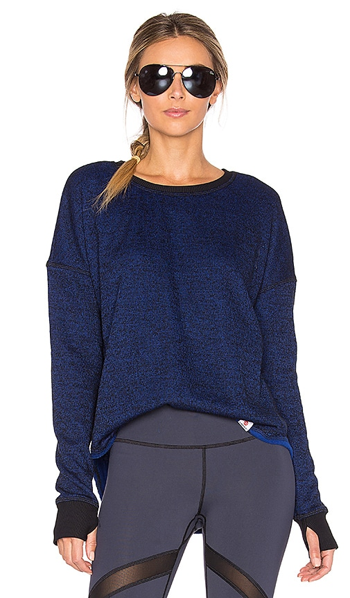 Vimmia Warm Up Pullover in Blue