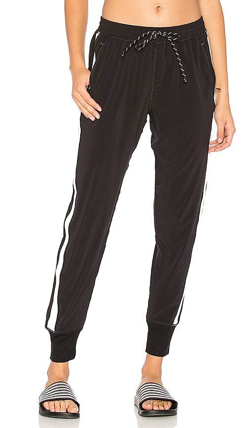 Vimmia Unwind Rib City Pant in Black