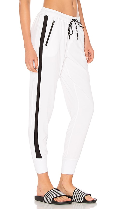 Vimmia Unwind Rib City Pant in White