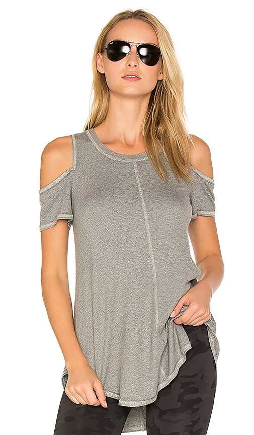 Vimmia Serenity Tee in Gray