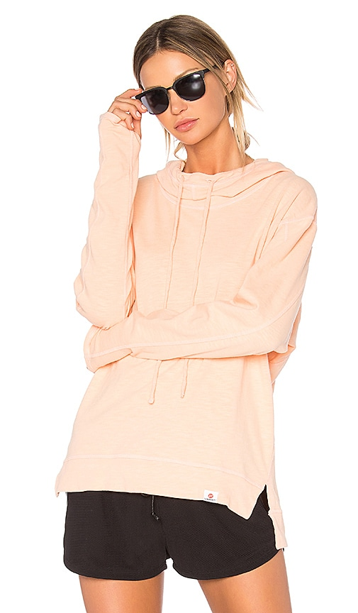 Vimmia Renew Hoodie in Peach