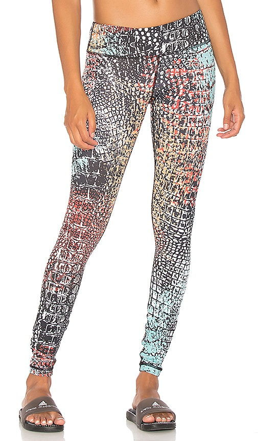Vimmia Abstract Core Legging in Blue