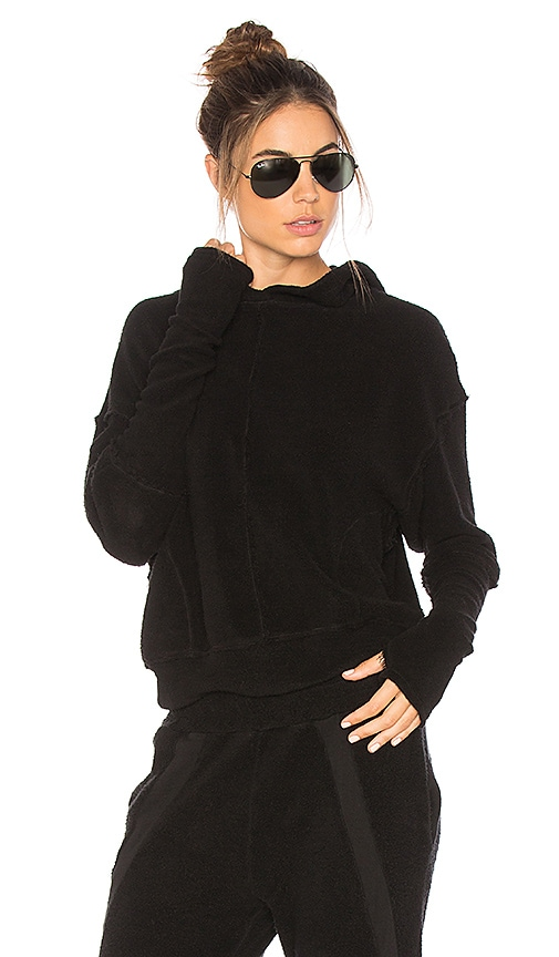 Vimmia Warmth Hoodie in Black