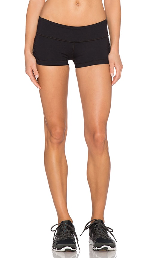 Vimmia Hot Yoga Short in Black