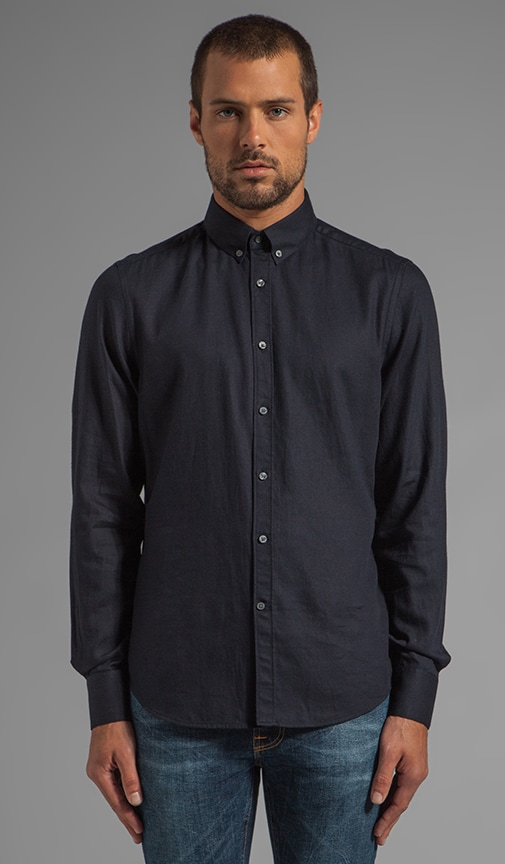 Wool Blended Solid Shirting