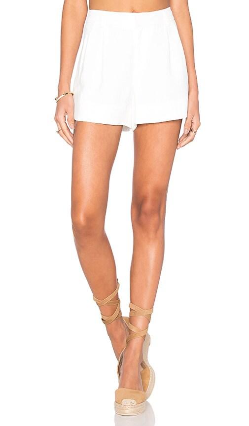 Vince Trouser Short in White