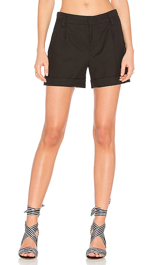 Vince Slouchy Short in Black