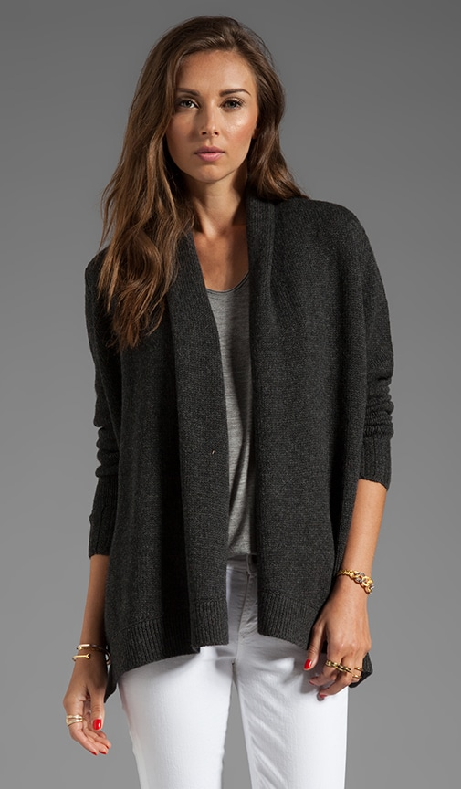 Drape Sweater Jacket