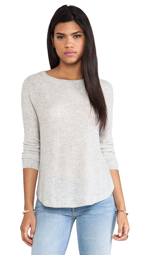 Deep Raglan Sweater