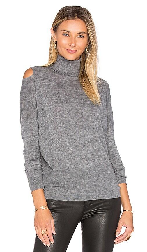 Split Shoulder Sweater