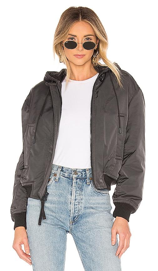 Soft Bomber Jacket