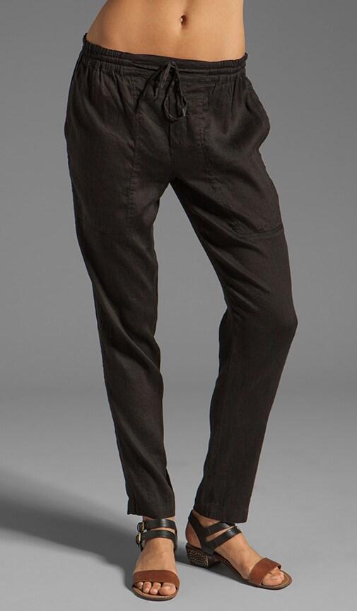 Linen Jogger Pant