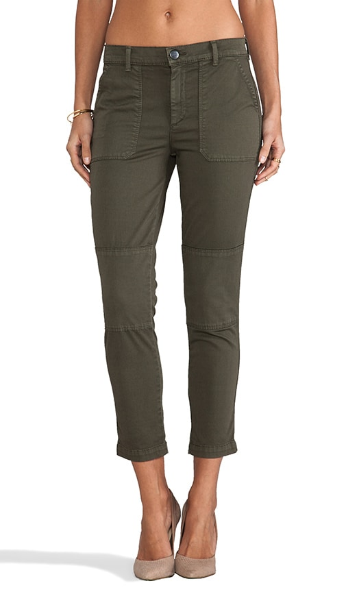 Military Rolled Trouser
