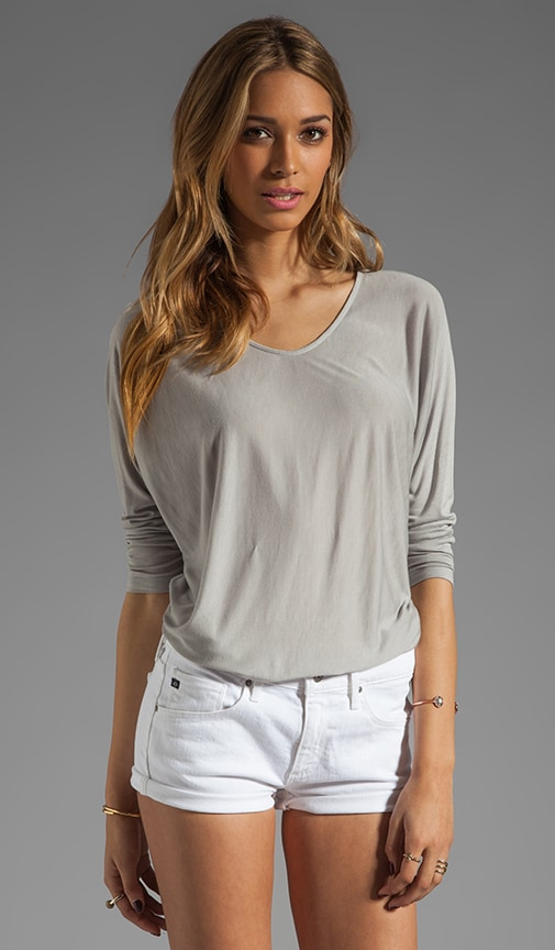 Tees V-neck Top