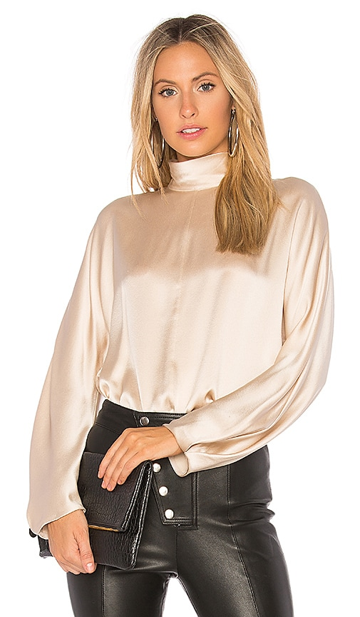 46766edc139af Band Collar Blouse. Band Collar Blouse. Vince
