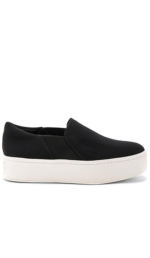 Vince Warren Sneaker in Black