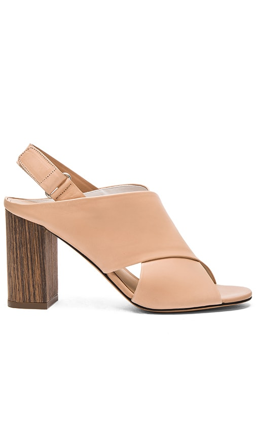 Vince Faine Heel in Beige