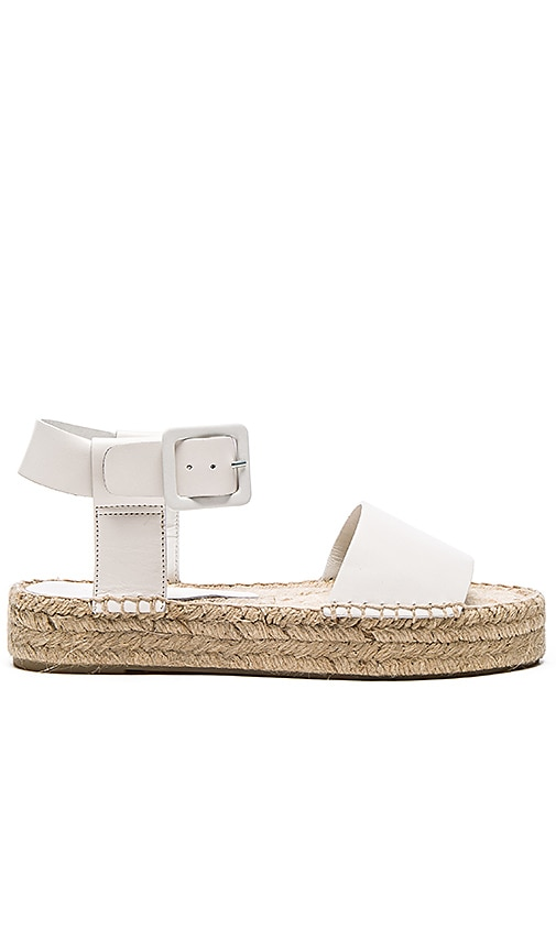 Vince Edina Sandal in White