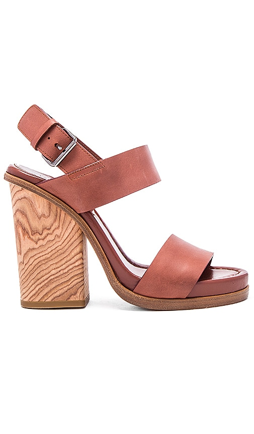 Vince Haley Heel in Whiskey