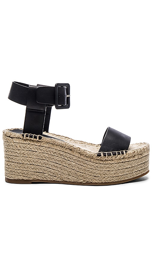 Vince Abby Sandal in Black