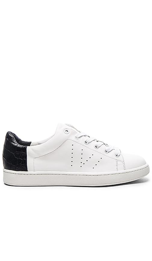 Vince Varin Sneaker in Plaster & Black