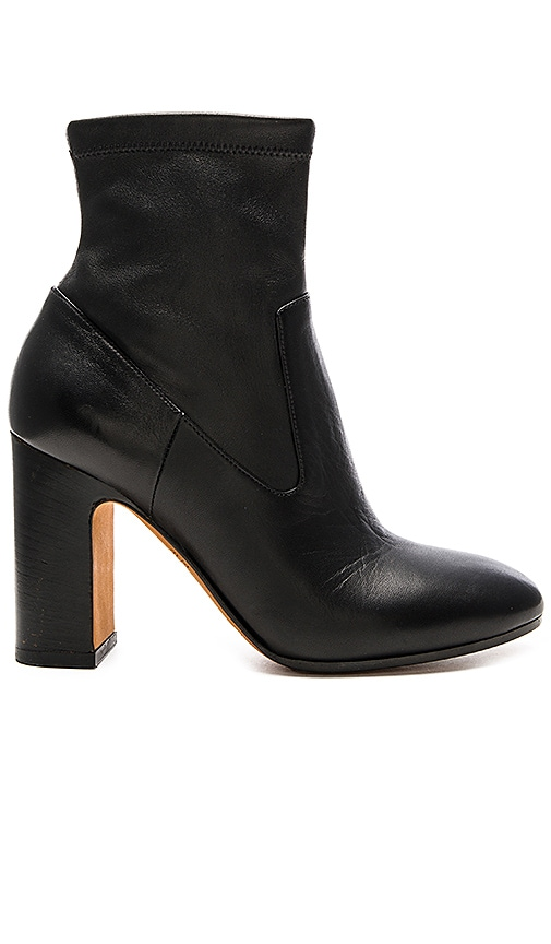Vince Calista Bootie in Black