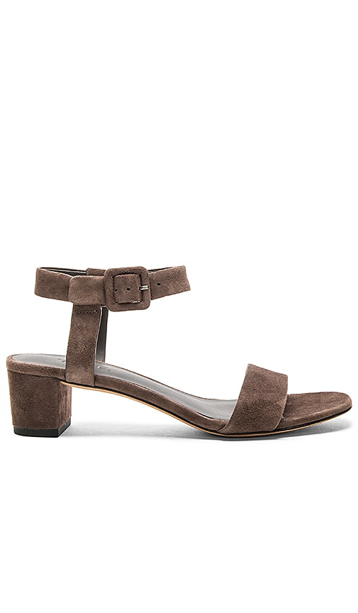 Vince Rena Sandal in Charcoal