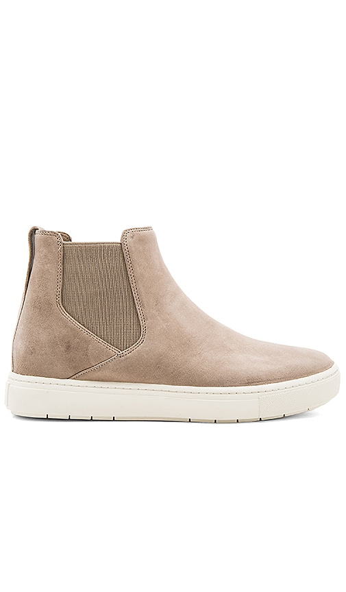 Vince Newlyn High Top Sneaker in Taupe