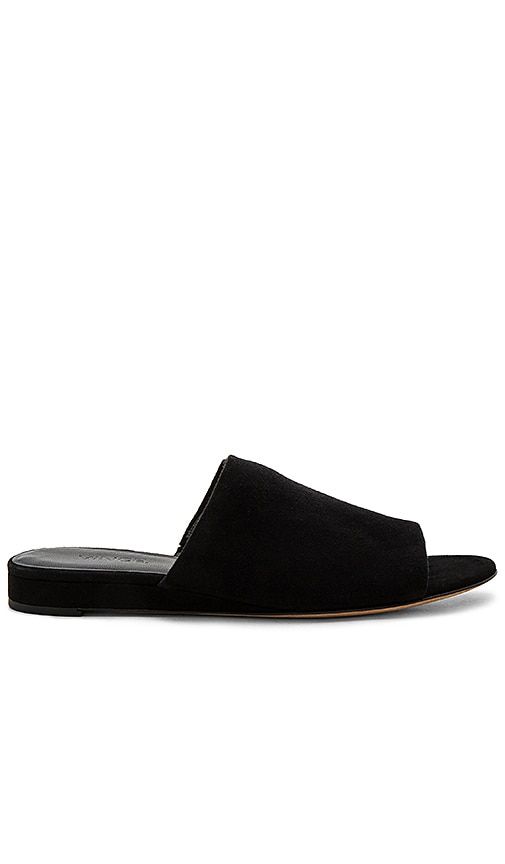 Vince Bartley Sandal in Black