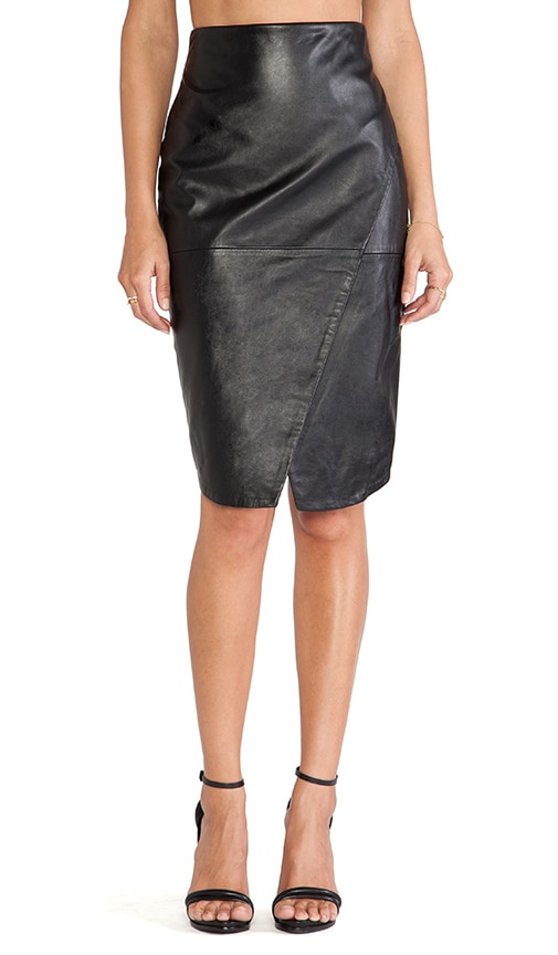 Everest Long Wrap Skirt