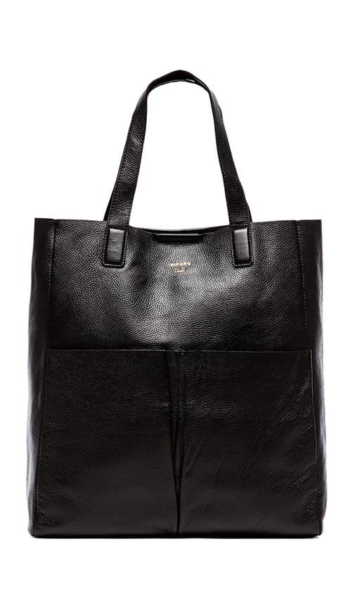 Amari Leather Carry All Large Tote