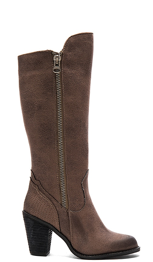Rebels Stevie Boot in Taupe